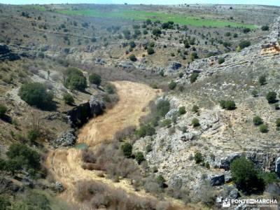 Parque Natural Barranco Río Dulce;valle del jerte el caminito del rey agencias de viajes